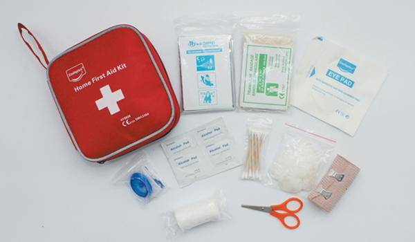 High definition Fire Extinguisher And First Aid Kit - First Aid Kit HD803 – Anji