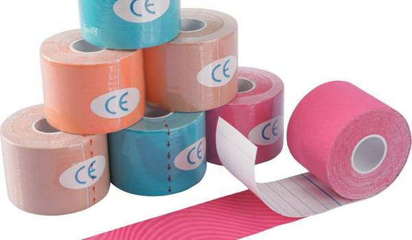 Cheapest Factory Stretchable Medical Tape - Kinesio tape – Anji