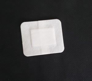 Surgical Medical Adhesive Non-Woven Wound Dressing