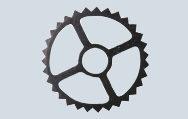 ductirl iron flywheels type dia 400mm gear