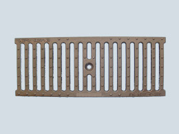 Cast Iron Channel Gratings size 500*225mm