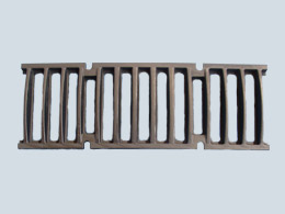 Cast Iron Channel Gratings size 500*125*20 C250 class