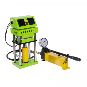 High Pressure 15T Hydraulic Manual Rosin Press Rosin Tech Heat Press