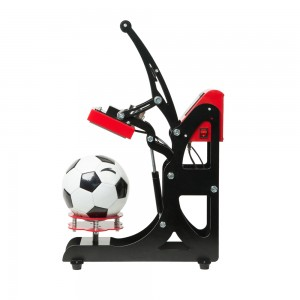 Auplex Auto Open Ball Heat Press Printing Machine for Football, Volleyball
