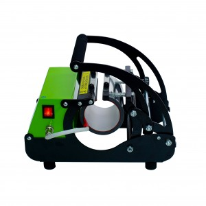 Laser Cutting CE Approved Mug Printing Heat Press Machine