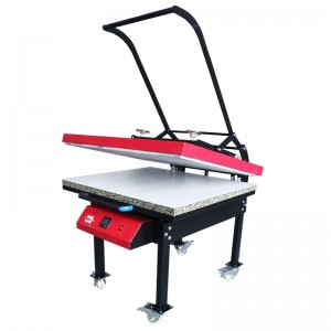 Auplex 31″x39″ Large Size Printing Manual Heat Press with Stand MHP01