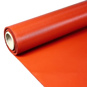 Hot sale Silicone Coated Cloth - Silicone Fiberglass Cloth – Chengyang
