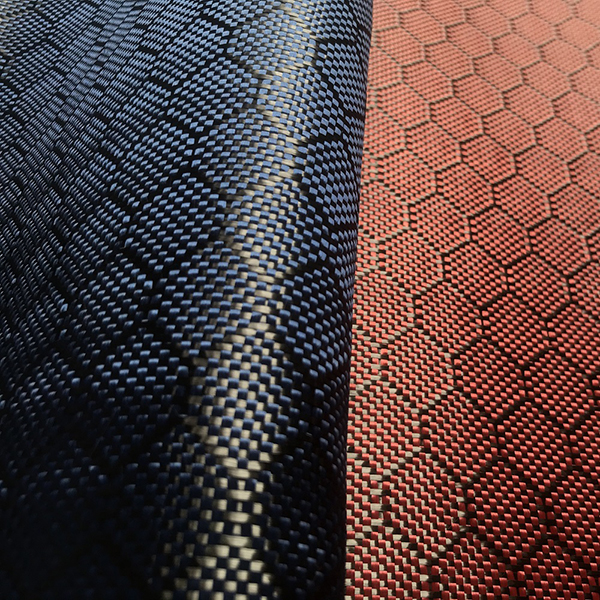 China Factory for Carbon Fibre - Colored Carbon Fiber Cloth – Chengyang