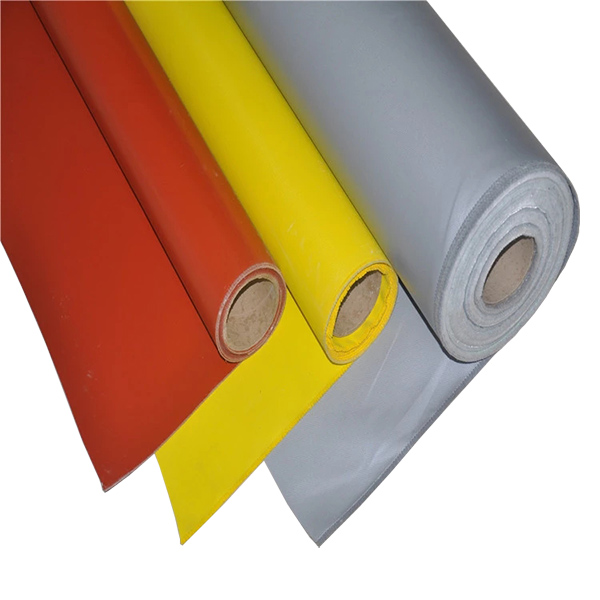 High Quality Non Alkali Fiberglass Cloth - Pu Coated Fiberglass Fabric Cloth – Chengyang Featured Image