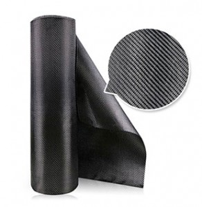 OEM Manufacturer Honeycomb Carbon Fiber Fabric - Carbon Fiber Cloth – Chengyang