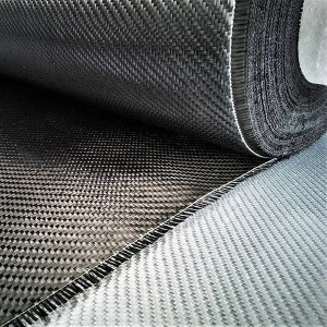 Good Wholesale Vendors Green Carbon Fiber Fabric - 2×2 Twill Carbon Fiber – Chengyang