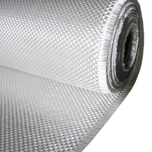 Top Suppliers 3k Plain Weave Carbon Fiber - Silver Carbon Fiber Cloth – Chengyang