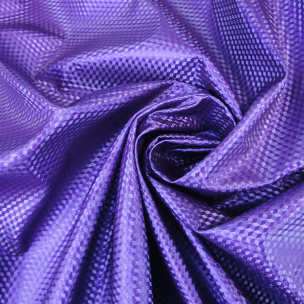 Chinese wholesale Woven Carbon Fiber - Purple Carbon Fiber Fabric – Chengyang