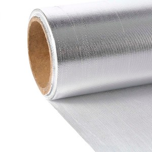 Aluminized Fiberglass Cloth