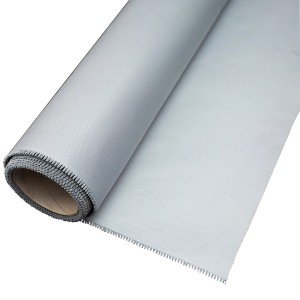 Good Quality Silicone Fiberglass Cloth - Fiberglass Cloth Roll Thermal Insulation Fabric – Chengyang