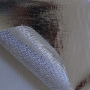 Aluminum Foil Laminated Fiberglass Cloth