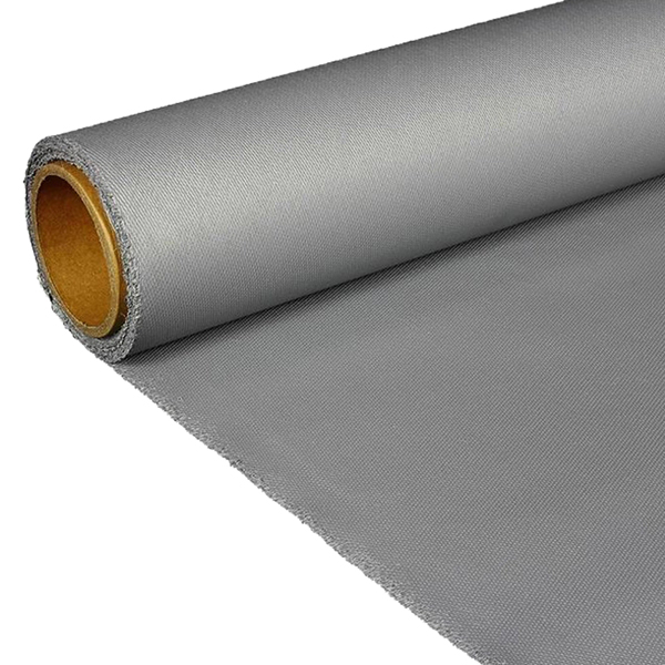 0.4mm Silicon Coated Fiberglass Cloth