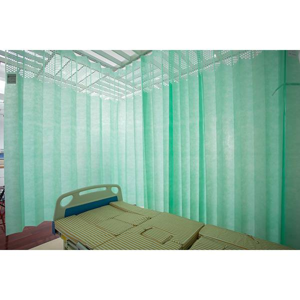Integral mesh disposable curtains Featured Image