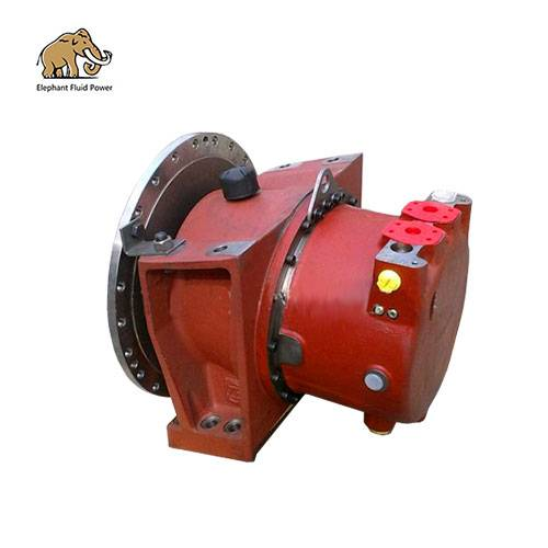Concrete mixer truck ZF PLM-9 reducer PLM-7 reducer Featured Image