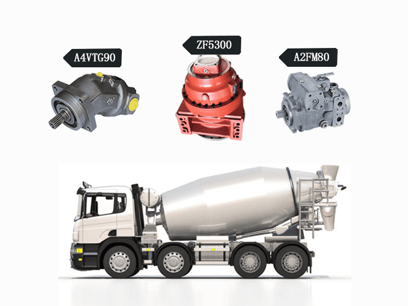About Concrete mixer trucks