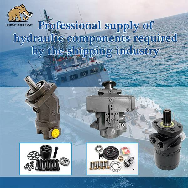 Failure and maintenance of ship hydraulic system