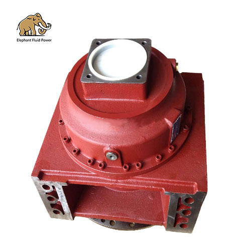 ZF P3301 concrete mixer truck reducer