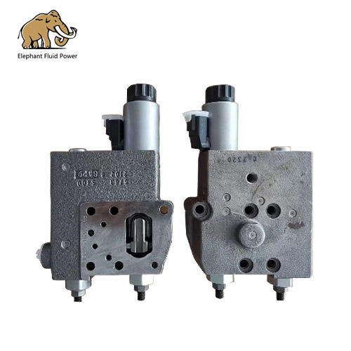 Control valve LE2S for Rexroth A11VO95/130/145 series piston pump