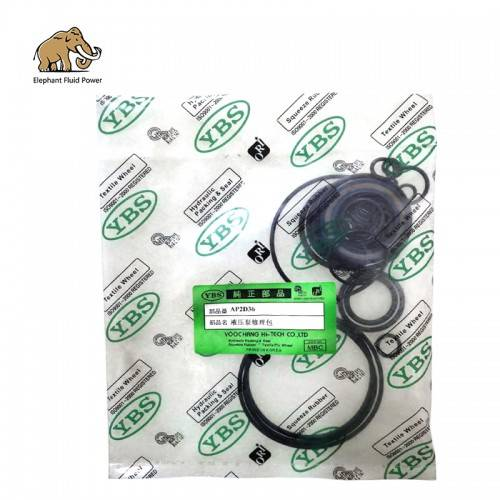 factory low price Overflow Valve - Uchida series pump seal kit – Elephant