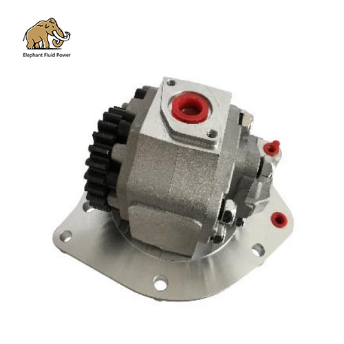 Ford Tractor Hydraulic Pump