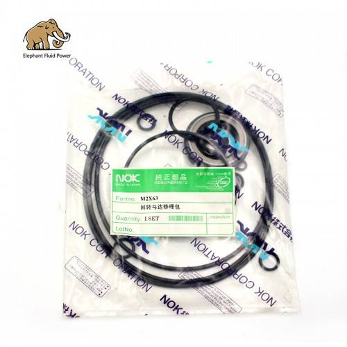 Rapid Delivery for Komatsu Hydraulic Parts - Kawasaki Series Pump Seal kit  – Elephant