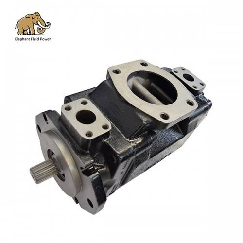 T6 T7 Series vane pumps