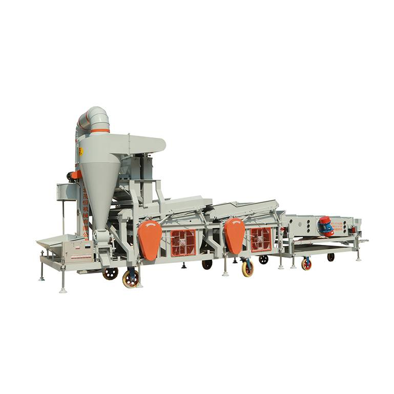Combined Seed Cleaning Machine (5XFZ-15SM)