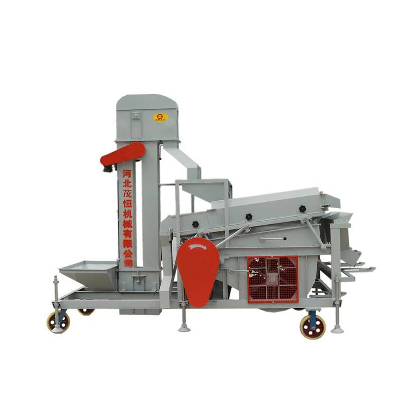 Electric and high efficient seed cleaner from china