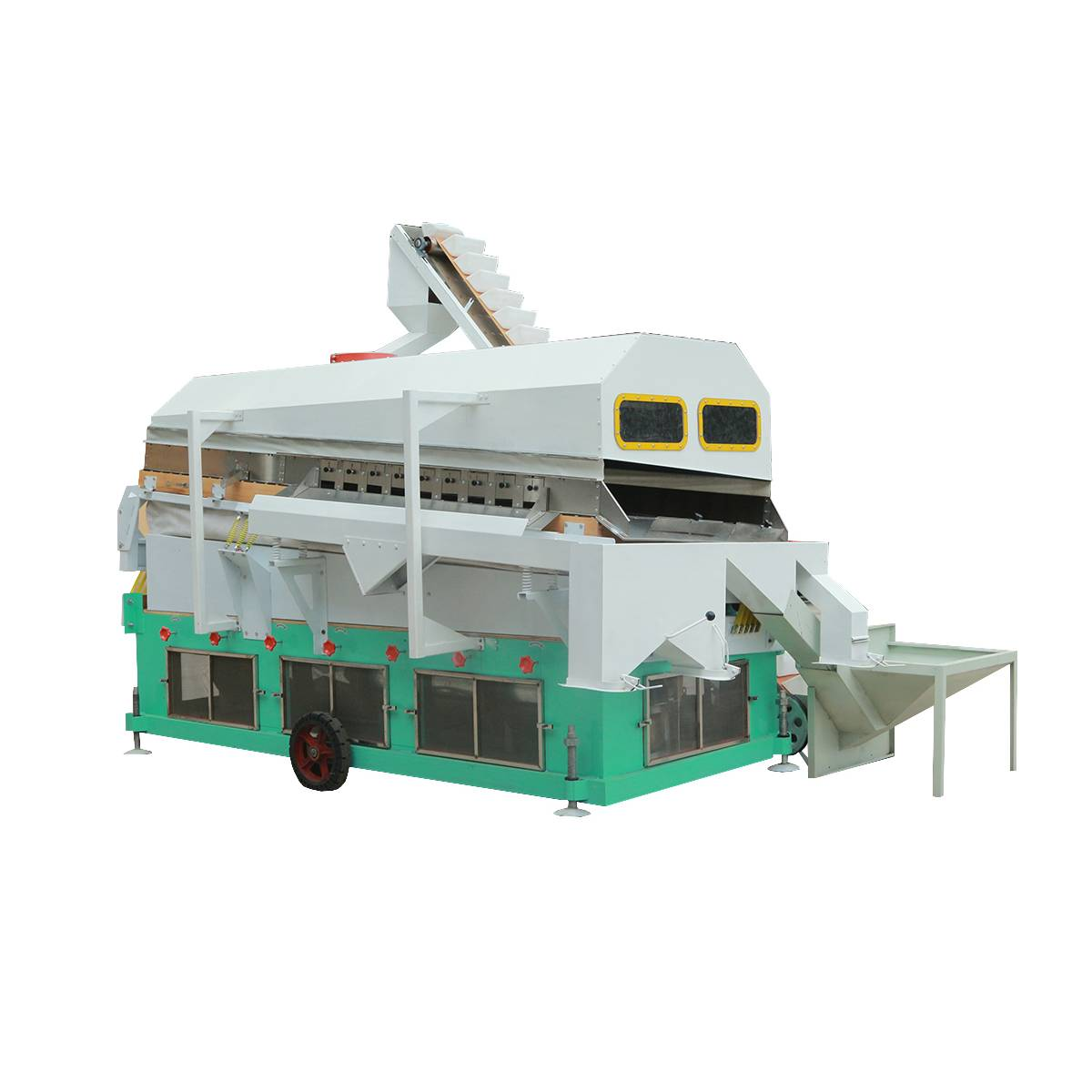 Gravity Separator With Dust Cover (5XZ-7.5AM)