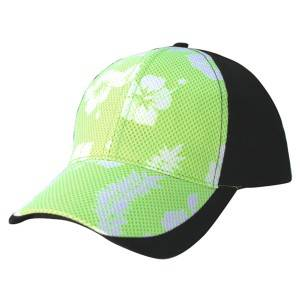 560: flower printing cap, cotton cap,6 panel cap