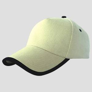 5602: 5 panels cap,bordered cap