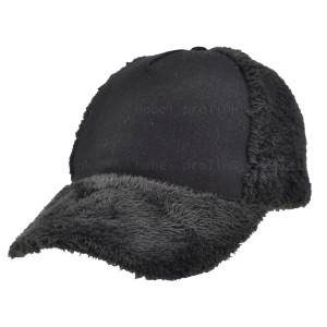 160002:6 panel cap,fashion cap,fur cap