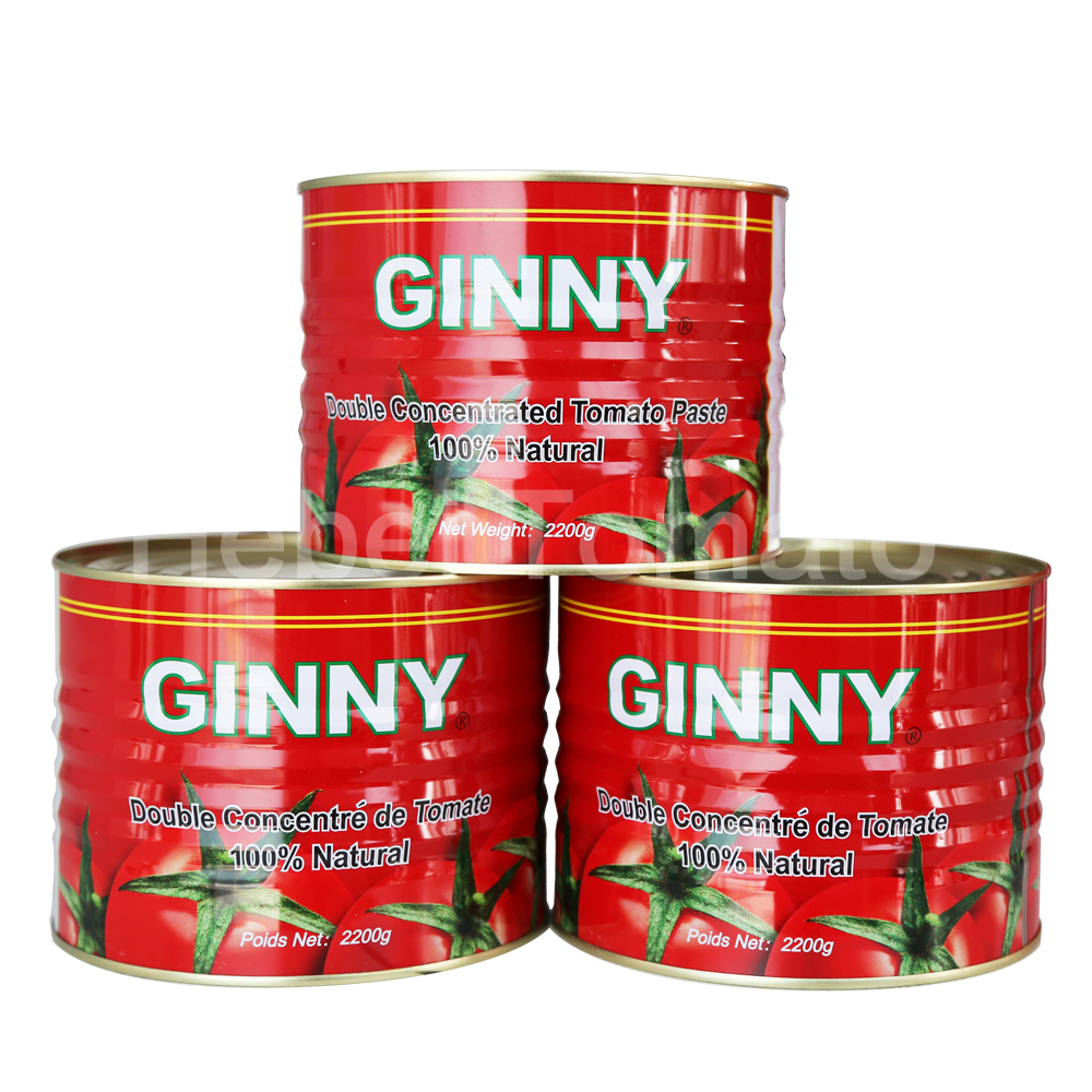 tomato paste 2200g Featured Image