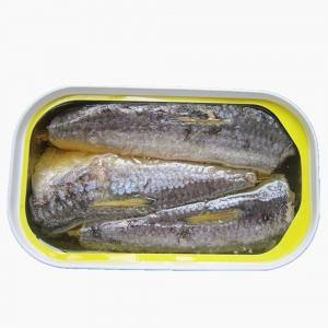 Canned fish 124
