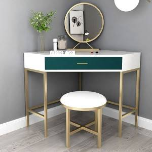 YF-T8 corner full of luxury dressing table