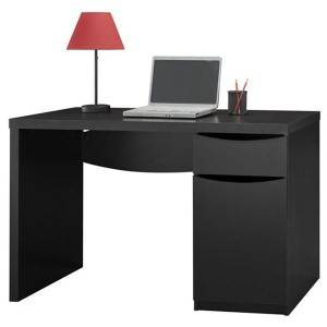 Modern simple and compact writing computer desk for home office