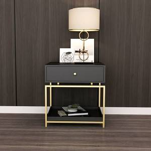 YF-H-202 Luxurious Bedside Tables Combination
