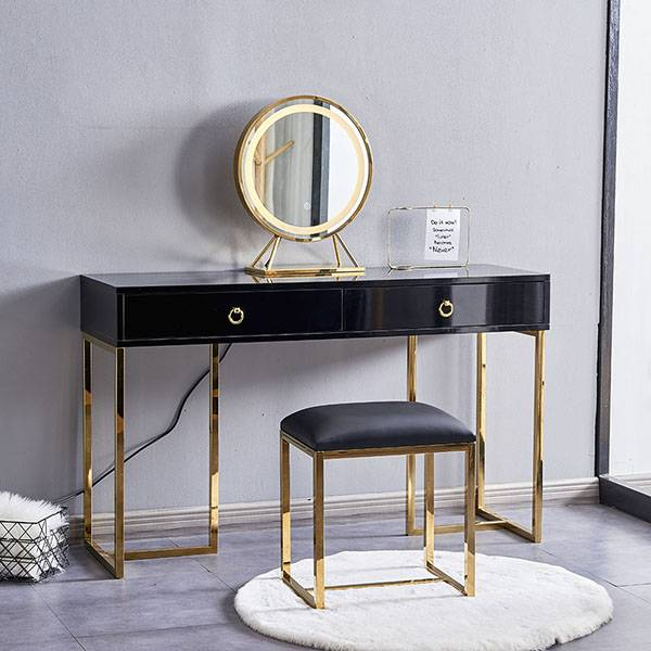 Vanity Set with Touch Screen Mirror Featured Image