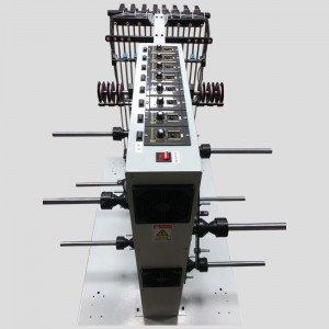 HC-508 Wire pay-off stand machine Wire feeding system