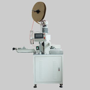 HC-10+LY fully automatic insulated terminal crimping machine