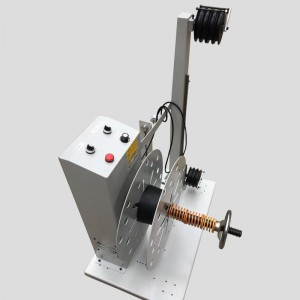HC-502 Wire pay-off stand machine Wire feeding system