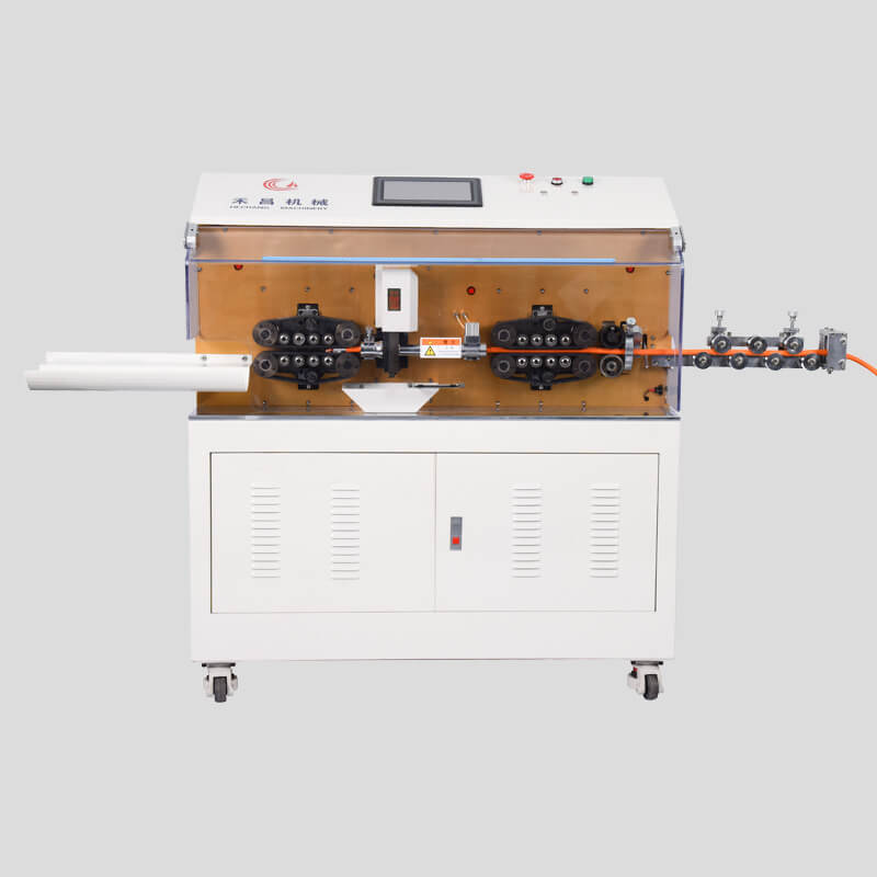 HC-608XL Large cable stripping machine (120mm2) Featured Image