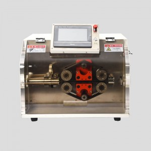 Factory Supply Cable Marking Machine - HC-602 corrugated pipe cutting machine – Hechang
