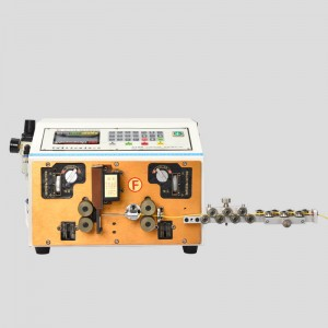 Trending Products Automatic Tape Wrapping Machine - HC-515F Jacket cable stripping machine – Hechang