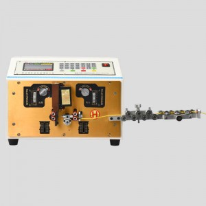 HC-515H high precision thin wire stripping machine (24-36AWG)
